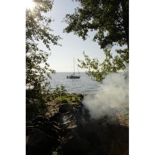 Прогулка на яхте и пикник на острове для 2-6 человек