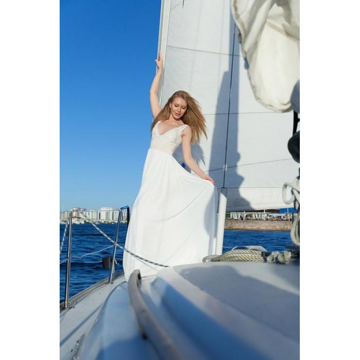 Фотосессия на яхте для 1-2 человек