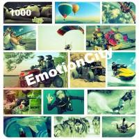 Универсальная подарочная карта EmotionCity