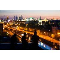 Прогулка по крышам Москвы