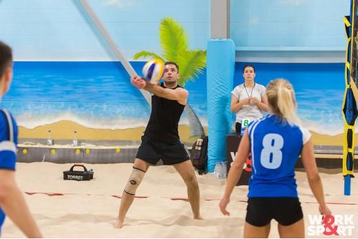 Пляжный волейбол, футбол и теннис- круглый год в Санкт-Петербурге!