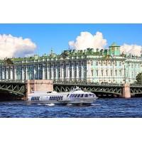 Метеор из Санкт-Петербурга до Петергофа