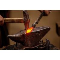 Курсы художественной ковки - кузнечный мастер-класс