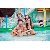 Семейное посещение аквапарка