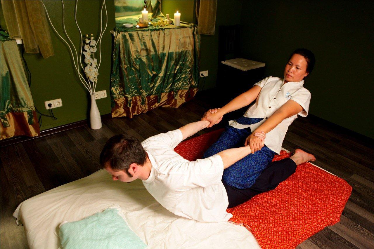 найдете самых тайский массаж мужчин видео для размещения